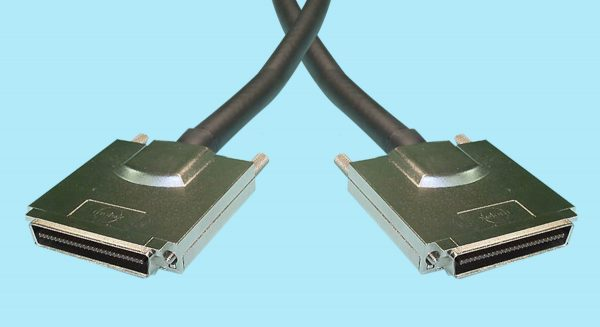 12X to 12X Infiniband Cable - w/ Thumb Screw