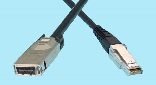 4X to 1X Infiniband Cable