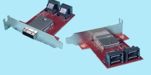 SFF-8088 to SATA 7-pin