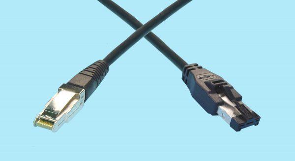 HSSDC2 - HSSDC Fibre Channel Cables