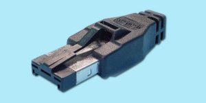 """HSSDC """"Loop-Back"""" Adapter"""