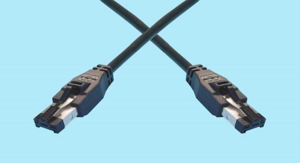 HSSDC - HSSDC Fibre Channel Cables