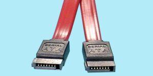 SATA Cable - 7-pin SATA Connector both ends