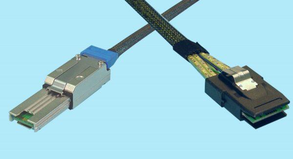 SFF-8088 to SFF-8087
