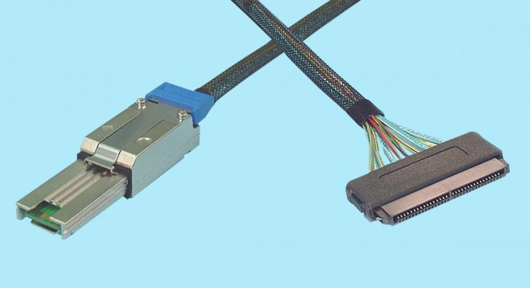 SFF-8088 to SFF-8484