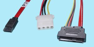 SATA 7-Pin to SFF-8482