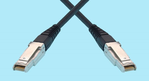 1X to 1X Infiniband Cable
