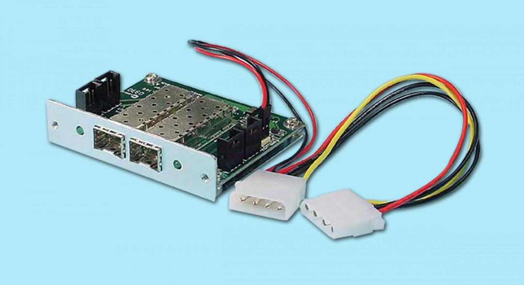 Copper-to-Optical Media Interface Adapter