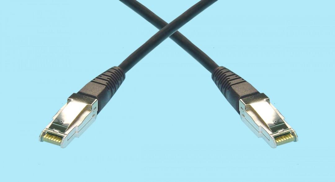 HSSDC2 Copper Cables for Fibre Channel
