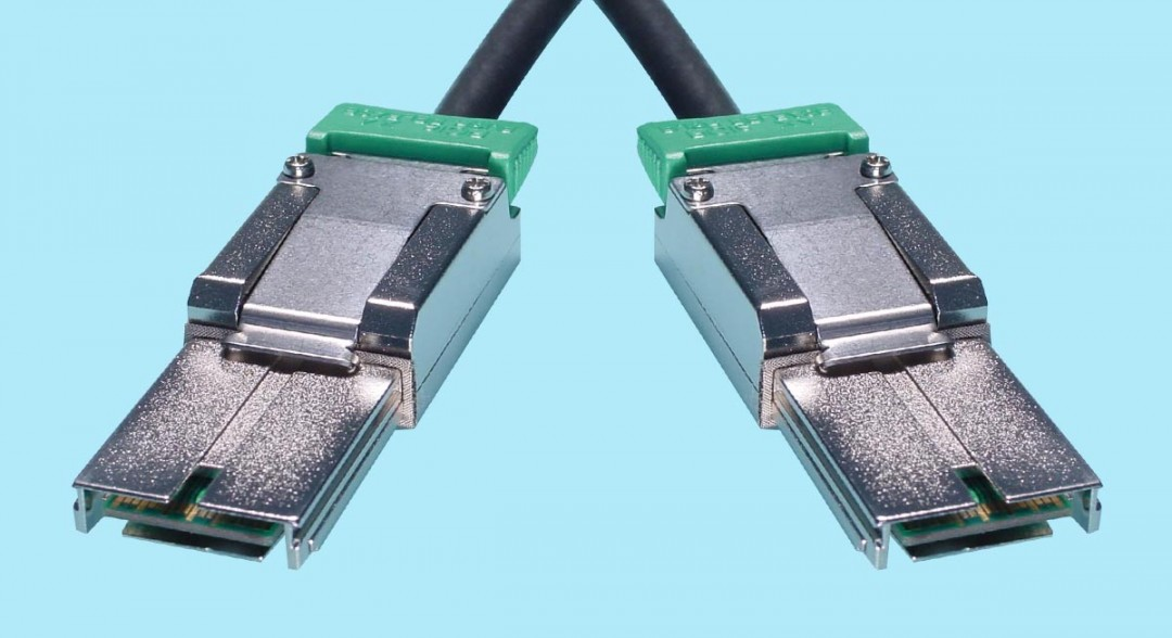 PCIe X4 Cable - Fully Shielded