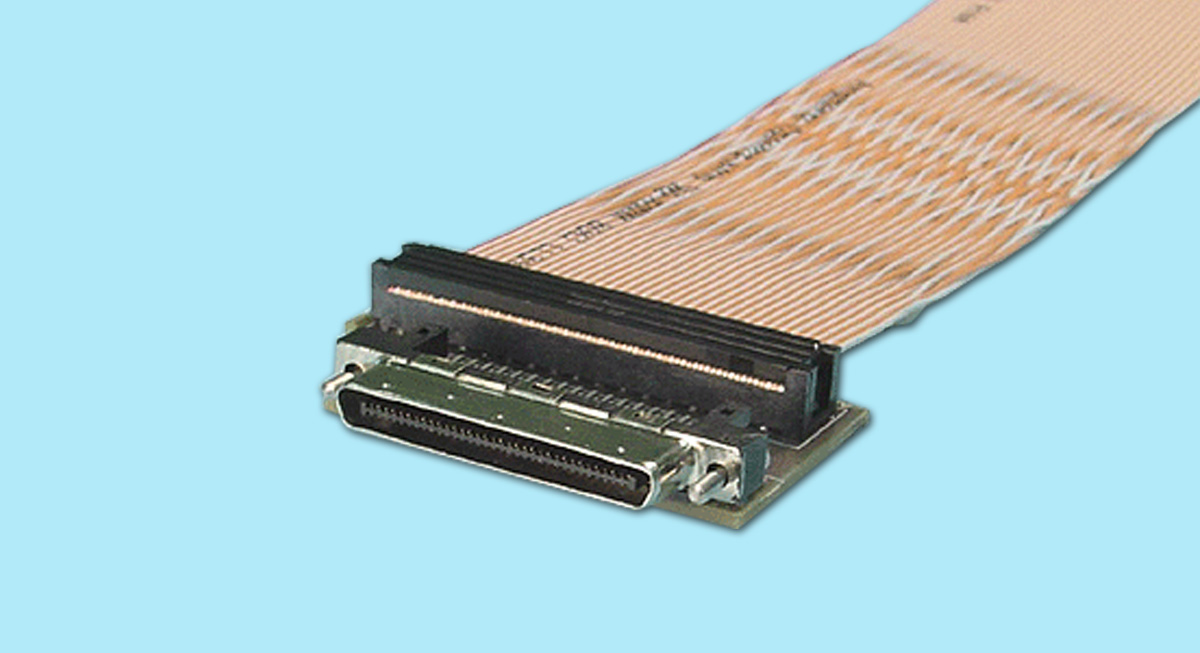 Electronic Ribbon Cable Connectors : Ribbon cable adapters cs electronics