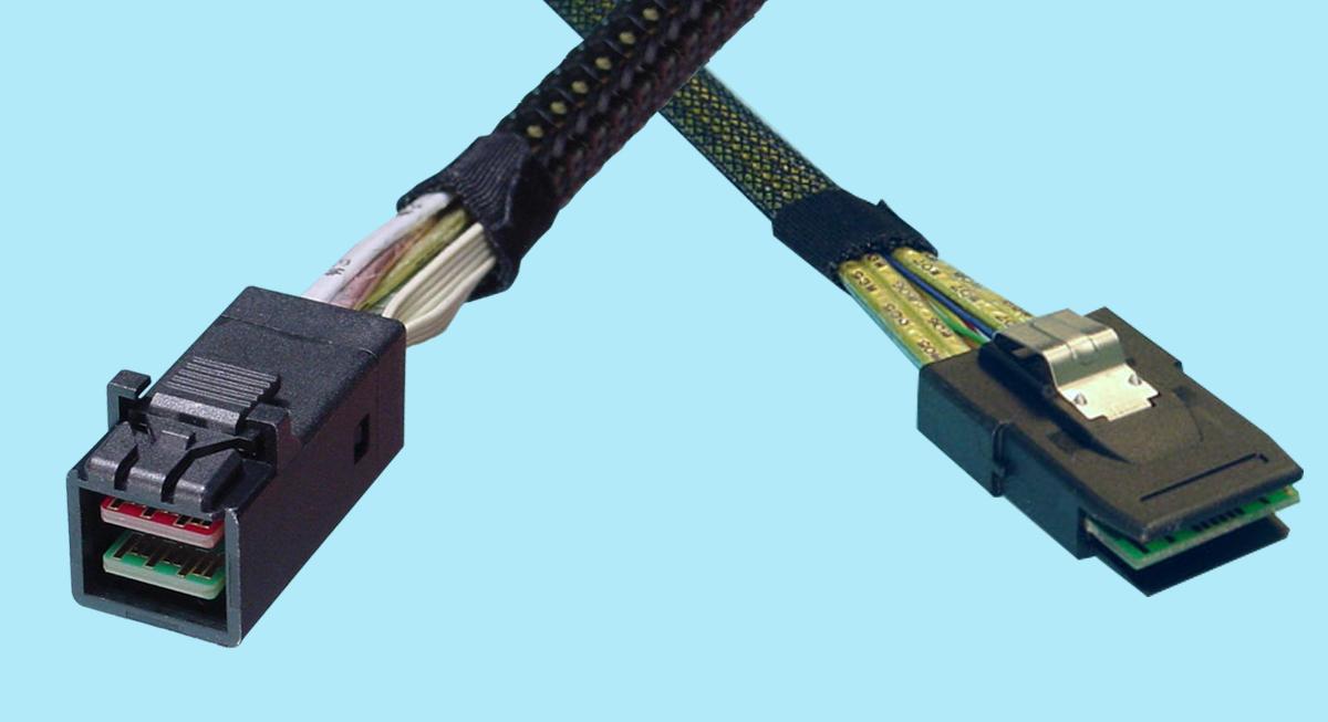 Internal Hd Mini Sas Sff 8643 To Sff 8087 Internal Mini