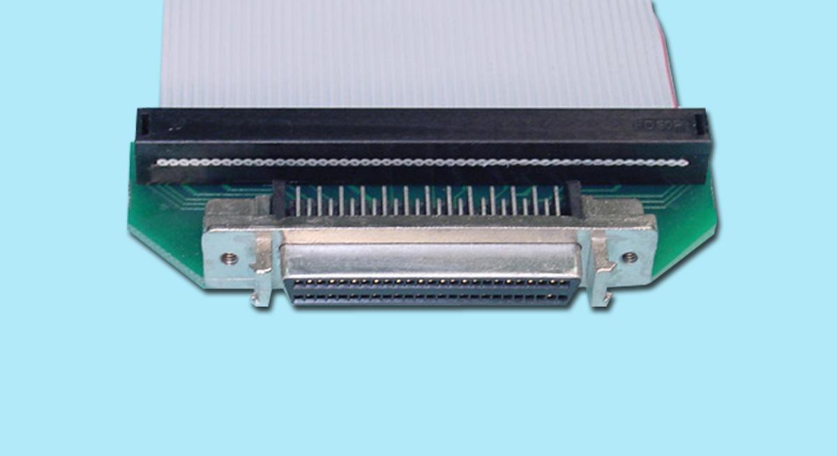 50 Pin Internal Scsi Cables Cs Electronics