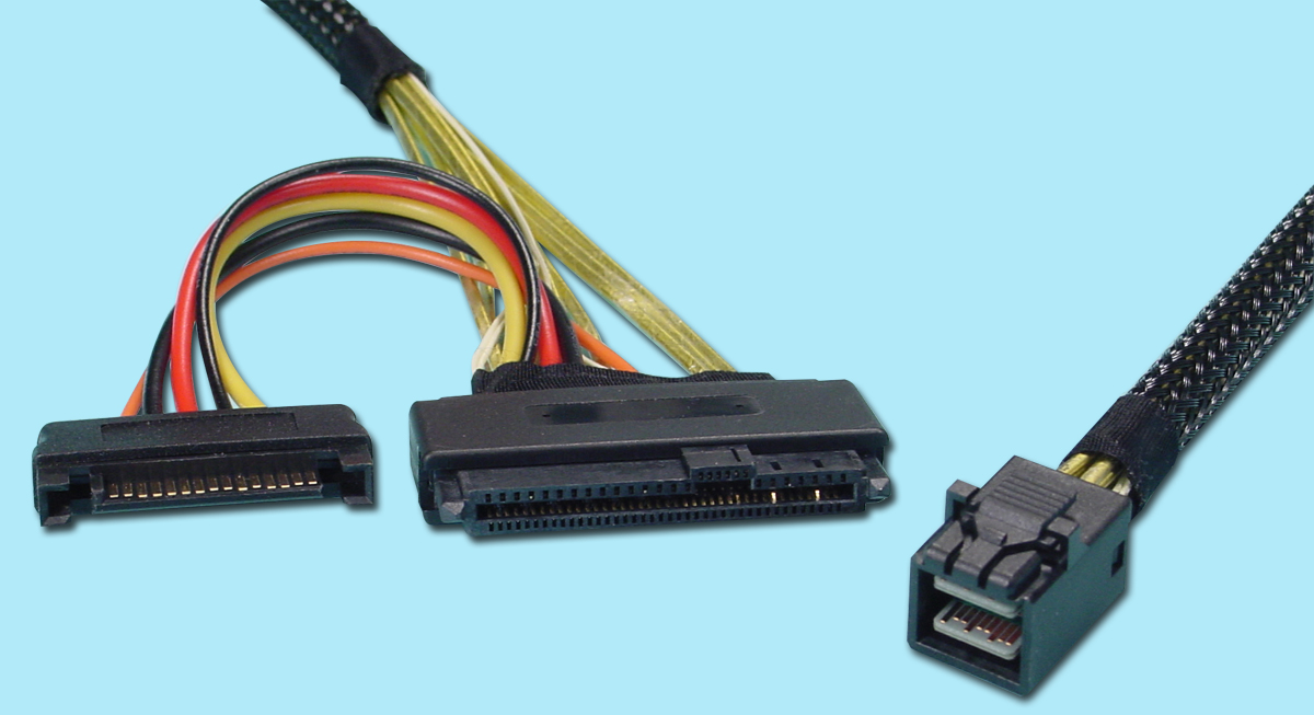 Automotive Cable 2 5 : Pcie cable for connecting to quot nvme ssd drives